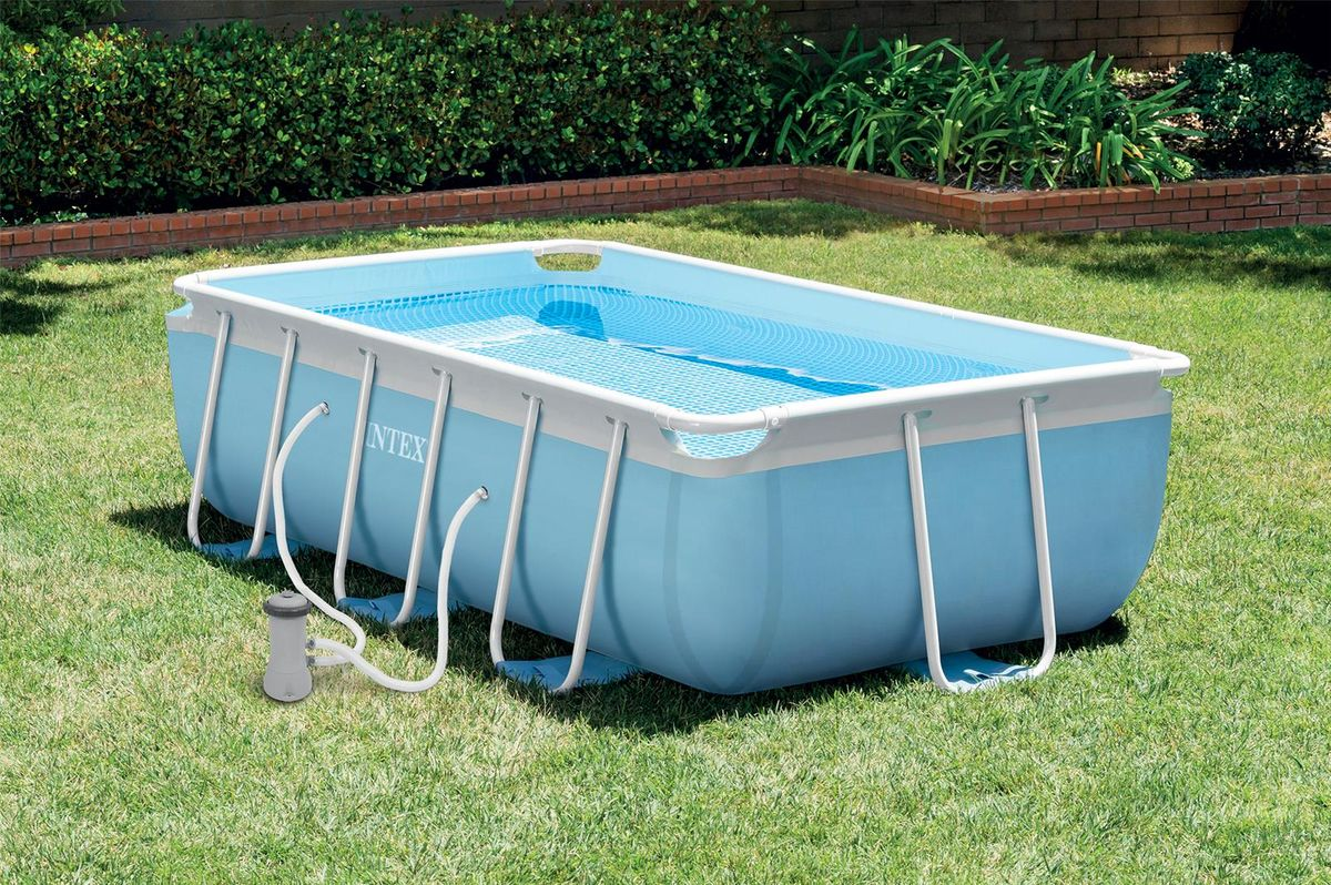 Piscine intex prism rect 3 00x1 75x0 80 cash piscines for Avis cash piscine